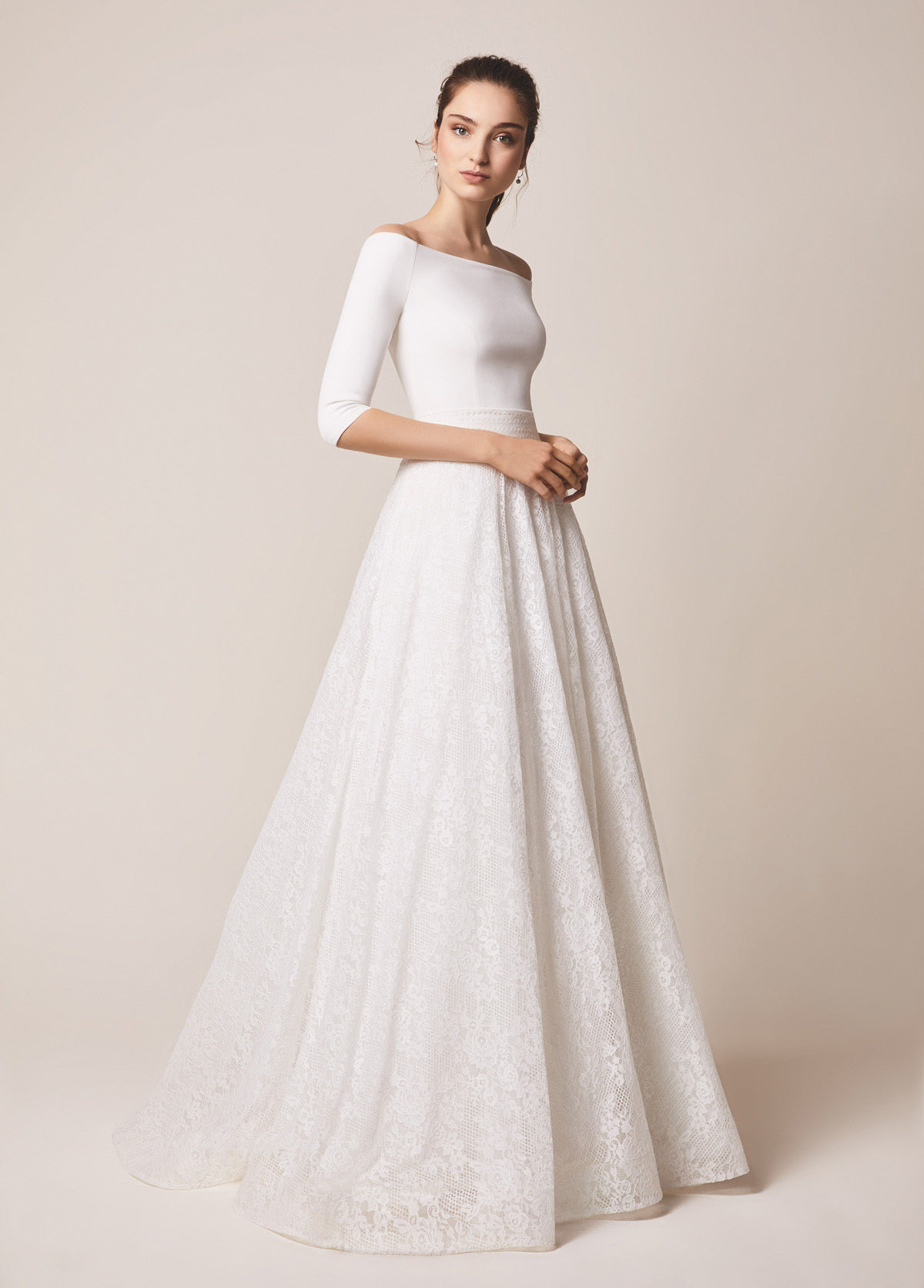 Vestiti Da Sposa Jesus Peiro.Jesus Peiro 133 Majorca Showroom